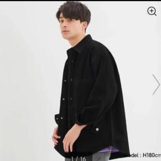 ハレ(HARE)の昨年限定発売Black denim outerwear(Gジャン/デニムジャケット)