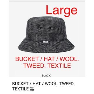 ダブルタップス(W)taps)のWTAPS 20AW 12/05 BUCKET/HAT/WOOL.TWEED (ハット)