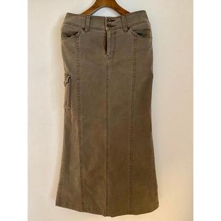 ヒステリックグラマー(HYSTERIC GLAMOUR)のロングスカート(ロングスカート)