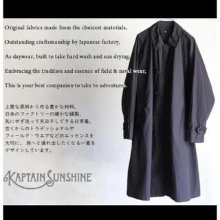 2020SS 新品 Kaptain Sunshine トラベラーコート 38