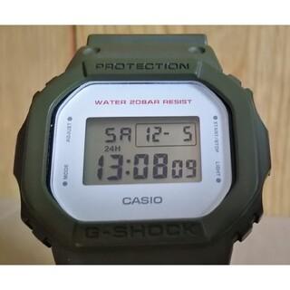 G-SHOCK - CASIO カシオ G-SHOCK DW-5600M デジタル 腕時計 メンズ