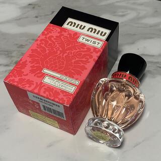 miumiu - miumiu香水 ミュウミュウツイストオードパルファム