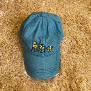 ユニバーサルスタジオジャパン(USJ)のミニオン キャップ 帽子(帽子)