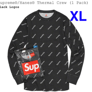 Supreme - Supreme®/Hanes® Thermal Crew xl