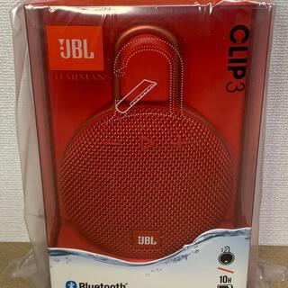 BOSE - JBL CLIP3 レッド