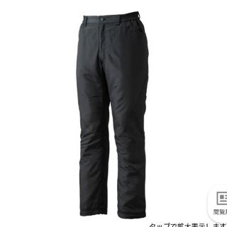 ミズノ(MIZUNO)の2021年モデル ブレスサーモ  パンツ LL(ブラック)メンズ(その他)