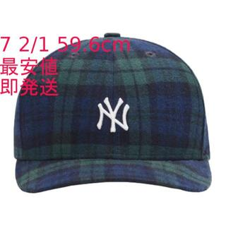 Kith New York Yankees Plaid New Era Cap