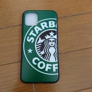スターバックスコーヒー(Starbucks Coffee)のスターバックス スマホケース iPhone アイフォン  スタバ グリーン (iPhoneケース)
