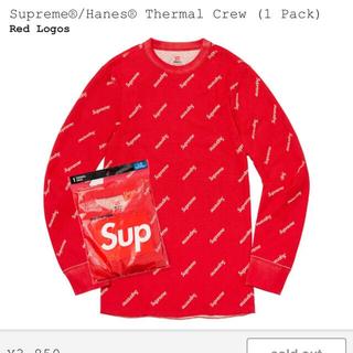 Supreme - シュプリーム サーマルシャツ