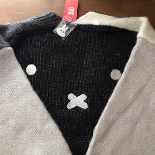 グラニフ(Design Tshirts Store graniph)の【新品未開封】グラニフ ミッフィー カーディガン(カーディガン)
