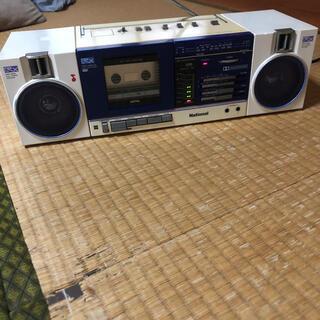 パナソニック(Panasonic)のラジカセ ナショナル RXC50(ラジオ)