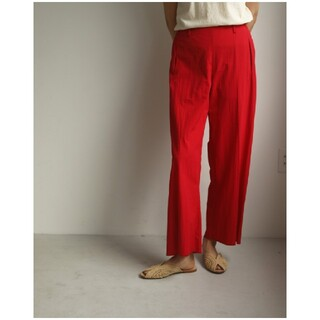 TODAYFUL - ワッシャーシームレスパンツ【Washer Seamless Pants】[TO