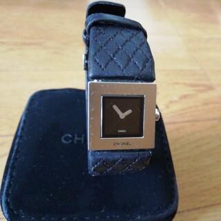 CHANEL - シャネル♪ マトラッセ腕時計 正規品