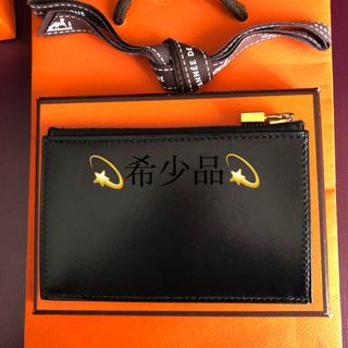 エルメス(Hermes)の新品未使用✨極上品💫HERMESコイン.カード.ケース.ブラック(コインケース/小銭入れ)