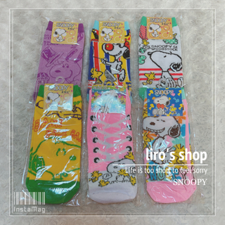 SNOOPY - SNOOPY♡ 靴下6点セット