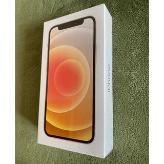 Apple - iPhone 12 mini(5.4インチ) ホワイト 64GB  SIMフリー