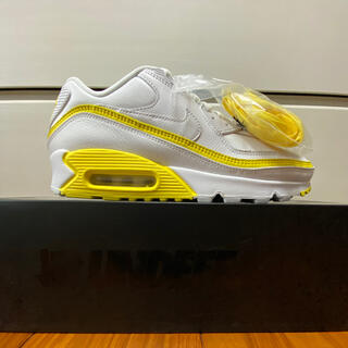 ナイキ(NIKE)のNIKE AIR MAX 90 UNDEFEATED 26.5cm(スニーカー)