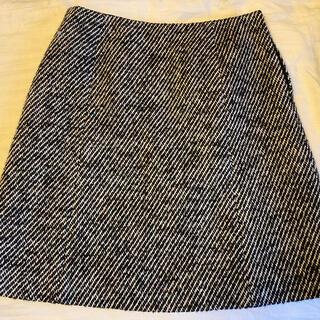 トゥモローランド(TOMORROWLAND)のタイトスカート ロングスカート(ひざ丈スカート)