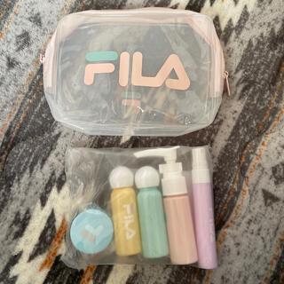 フィラ(FILA)の乙女のビューティセット FILA(ボトル・ケース・携帯小物)