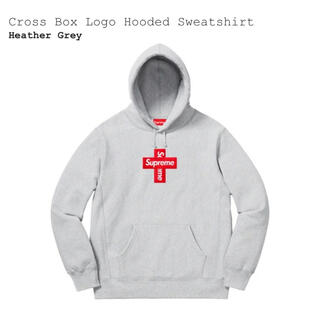 Supreme - Supreme Cross Box Logo シュプリーム L 即日発送