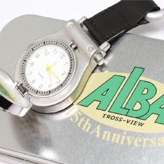 アルバ(ALBA)の【正規品】稼働美品 ALBA ポケットウォッチ 15周年記念 クオーツ 箱(腕時計(アナログ))