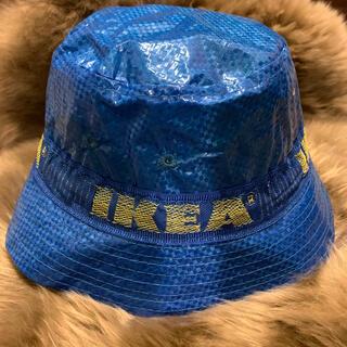 イケア(IKEA)のIKEA渋谷店限定 帽子 バケットハット(ハット)