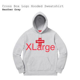 Supreme - Supreme Cross Box Logo シュプリーム ボックスロゴ