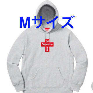 Supreme - Supreme Cross Box Logo シュプリーム M