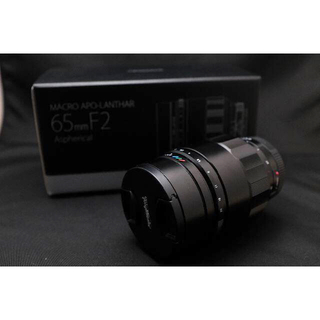 [極美品]Voigtlander (フォクトレンダー) 65mm F2 sony