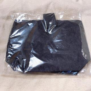 ◆新品未使用 非売品 レア品 崎陽軒 コーデュロイトートバッグ 濃紺