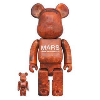 メディコムトイ(MEDICOM TOY)のBE@RBRICK MARS 400% 100% 2セット(その他)