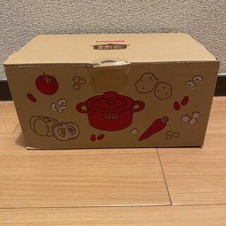 カゴメ(KAGOME)のカゴメ 野菜と豆の具だくさんポタージュ(インスタント食品)