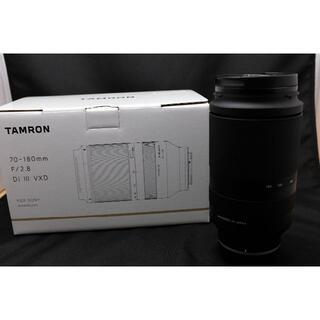 TAMRON - [極美品] tamron 70mm 180mm F2.8 タムロン ソニー用