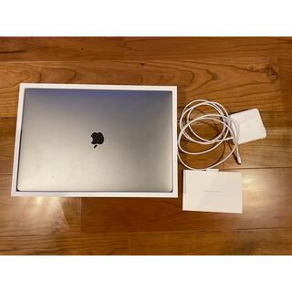 Mac (Apple) - MacBook Pro 16インチ 2019年モデル スペースグレー