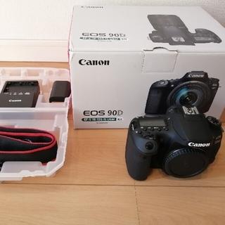 Canon - eos 90d 本体のみ