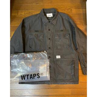 W)taps - WTAPS 20SS JUNGLE LS 01 ブラック L