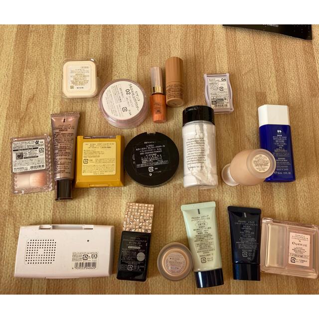 MAQuillAGE(マキアージュ)の化粧お試しセット コスメ/美容のベースメイク/化粧品(ファンデーション)の商品写真