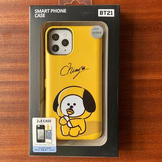 iPhone11Pro ケース BTS BT21 CHIMMY