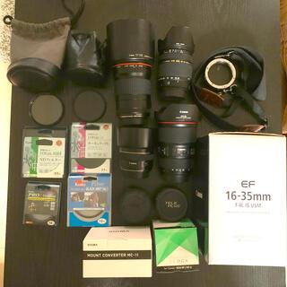 Canon - レンズ色々セット