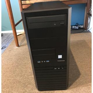 ドスパラ デスクトップPC(Monarch GE)