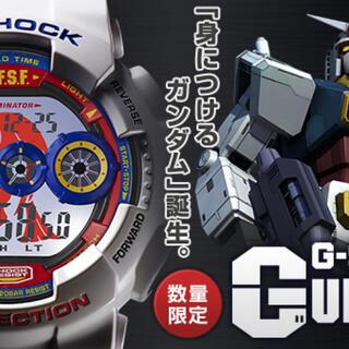 G-SHOCK -  【新品】機動戦士ガンダム35周年記念商品 G-SHOCK x GUNDAM