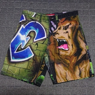 Supreme - Supreme Lion's Den Shorts