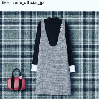 René - rene ルネジャンパースカート 完売品