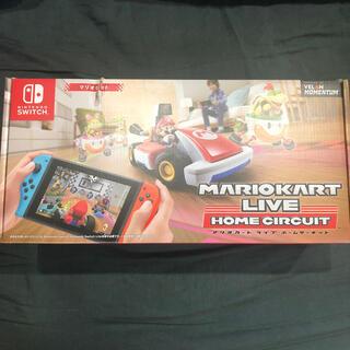 Nintendo Switch - マリオカート ライブ ホームサーキット マリオセット