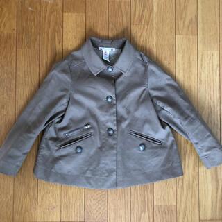 ボンポワン(Bonpoint)のボンポワン  テントジャケット 6A(ジャケット/上着)
