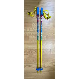 ロシニョール(ROSSIGNOL)のスキーストック105cm(ストック)