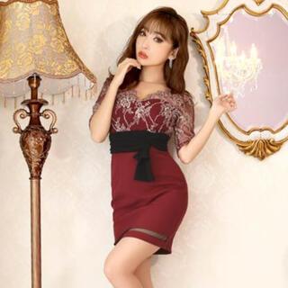 dazzy store - タグ付き✳︎半袖ドレス