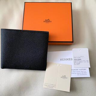 Hermes - 【新品未使用】HERMES MC2 コペルニクス 2つ折り財布