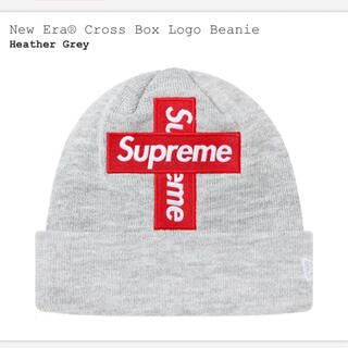 Supreme - 商品名:New Era® Cross Box Logo Beanie