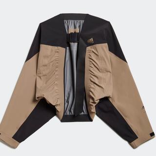 ハイク(HYKE)の☆新品未使用☆ adidas x HYKE ハイク アディダス ボレロ(ナイロンジャケット)